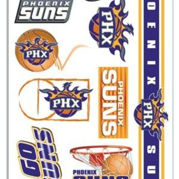 Phoenix Suns Temporary Tattoos