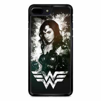 Wonder Woman Comic iPhone 8 Plus Case