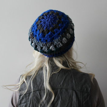 Multicolor Crochet Beanie No.4