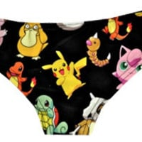 POKEMON PANTIES - PREORDER