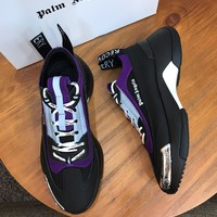 Palm Angels   Men Casual Shoes Boots popularable casual leather