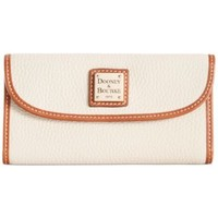 Dooney & Bourke Pebble Continental Clutch | macys.com