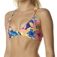 STONE FOX SWIM LONI SEPARATE TOP - TAHITI