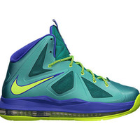 Check it out. I found this LeBron X (3.5y-7y) Boys' Basketball Shoe at Nike online.