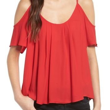Lush Cold Shoulder Top | Nordstrom