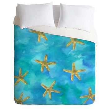 Rosie Brown Wish Upon A Star Duvet Cover