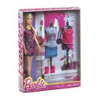 Mattel Barbie Doll Fashion (pack of 1 EA)