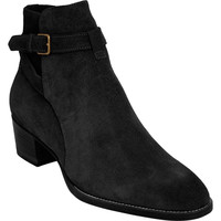 Wyatt Buckle Ankle Boot