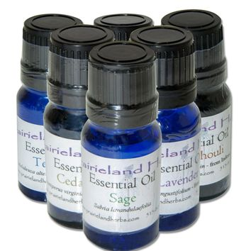 NEW! Prairieland Herbs Essential Oil