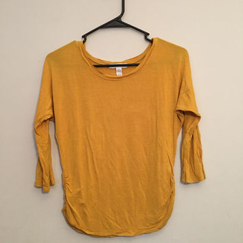 3/4 Sleeve Blouse ~ Large ~ pre-owned ~ 60% OFF