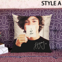 New Custom Pillow case  One Direction Case Birthday  16 x 16, 18 x 18, 20 x 30