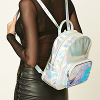 Metallic Backpack