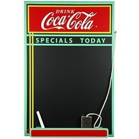 Coca-Cola Wood Chalkboard
