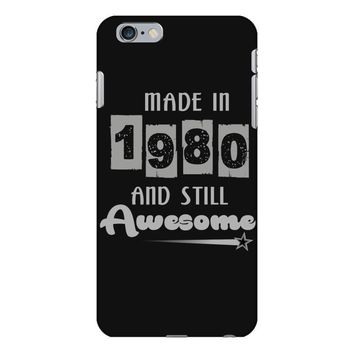 made in 1980 and still awesome iPhone 6 Plus/6s Plus Case