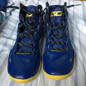 LMFON Under Armour Steph Curry 2 Dub Nation Basketball Shoes Men¡¯s 8.5