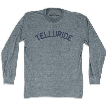 Telluride City Vintage Long Sleeve T-shirt