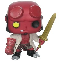 Funko Pop! Hellboy: Hellboy with Excalibur Vinyl Figure