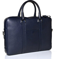 Blue Portfolio Bag Bag13223 | Suitsupply Online Store