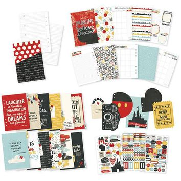 Simple Stories Carpe Diem Say Cheese III Collection A5 Insert 12 Month Planner