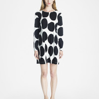 KIURU MARIMEKKO DRESS BLACK/WHITE 190