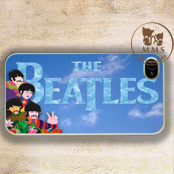Beatles  - iPhone 5/4s/4, Samsung Galaxy S3-Silicone Rubber or Hard Plastic Case, Phone cover
