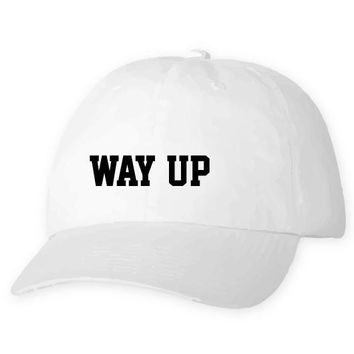 WAY UP [DAD HAT]