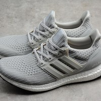"Adidas Ultra BOOST UB 4.0 ""Grey"" BB6167"