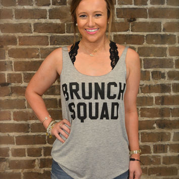 Brunch Squad Tank
