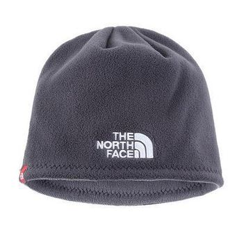 The North Face Women Men Print Ski Cap Keep warm Ear Cap Hat