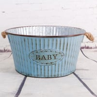 Newborn Bucket Wash Tub Baby Posing Photography Props