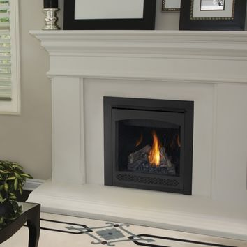 "Napoleon Ascent B35NT Direct Vent 35"" Millivolt Fireplace"