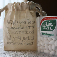 Stocking Stuffers- Snowman Poop - Gag Gifts