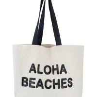 Beach Tote - Aloha Beaches