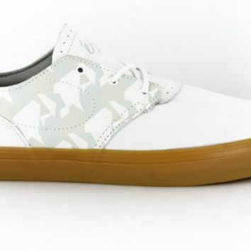 eS Accent Skate Shoes - white/gum - Shoes > Men's Footwear > Skate Shoes
