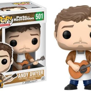 Funko POP! TV: Parks & Recreation - Andy Dwyer