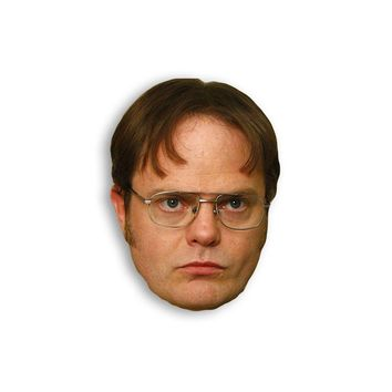 Dwight Schrute Magnet - The Office TV Show Magnet - Schrute Farms