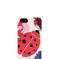 Kate Spade Spring Blooms With Ladybug Jewel Iphone 6 Case Multi ONE