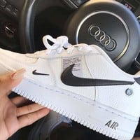 Nike Air Force 1'07 Pure colour Air Force No.1 sneakers