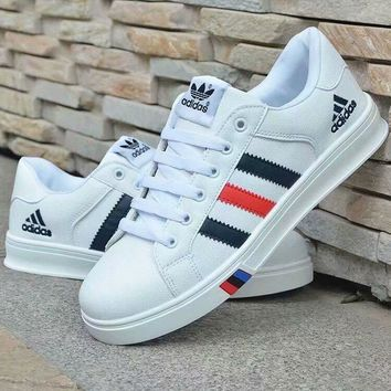 adidas unisex sport casual low help shoes sneakers couple plate shoes