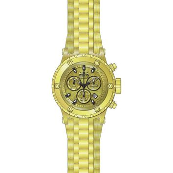 Invicta Men's 23920 Subaqua Quartz Chronograph Gold Dial Watch