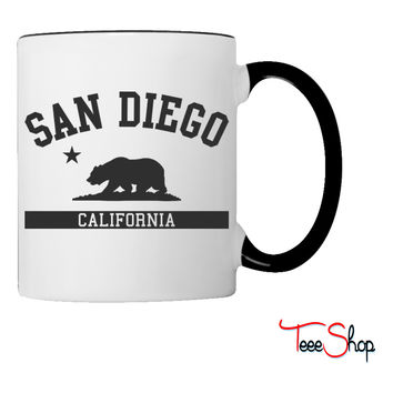 San Diego Coffee & Tea Mug