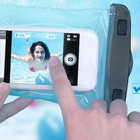 Universal Waterproof Cell Phone Case | Holds Phone, Passport, Credit Cards & More