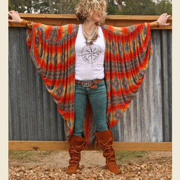 THE ANGEL FIRE CAPE - Junk GYpSy co.