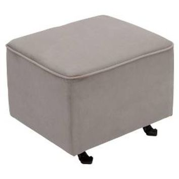 Delta Children® Non-Tufted Gliding Ottoman