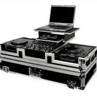 Odyssey FZGS12CDJW CD DJ Coffin Case with Wheels