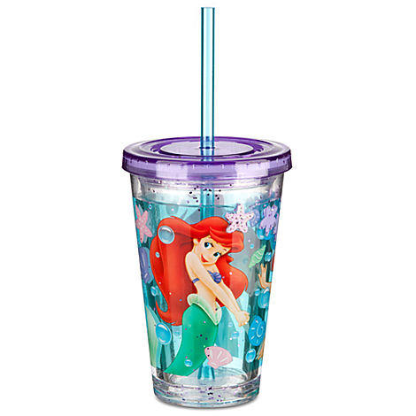 Disney The Little Mermaid Ariel Tumbler From Disney Store