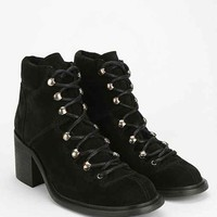 Jeffrey Campbell Lace-Up Ankle Boot-