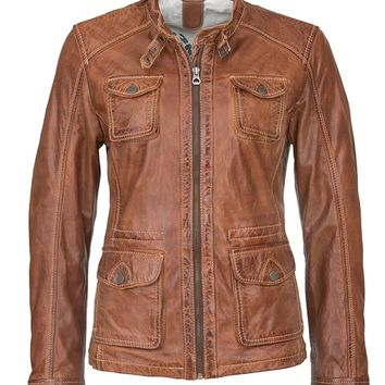 Shanny Leather Jacket