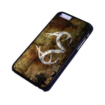 REALTREE DEER CAMO iPhone 6 Plus Case