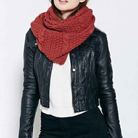 Bickley + Mitchell Cable Knit Eternity Scarf-